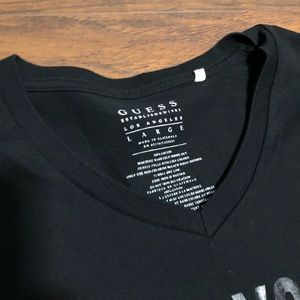 Guess Shirts - Guess USA tee shirt men's size large